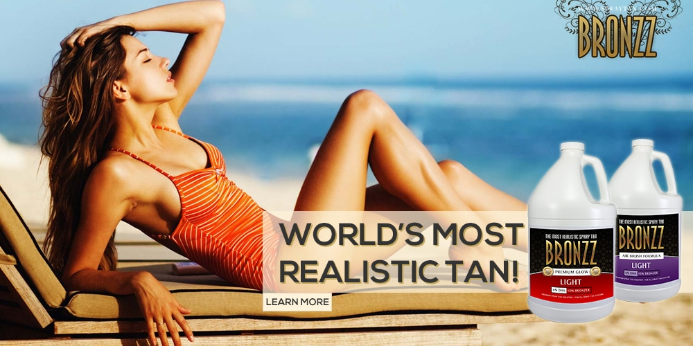 best organic spray tan solution