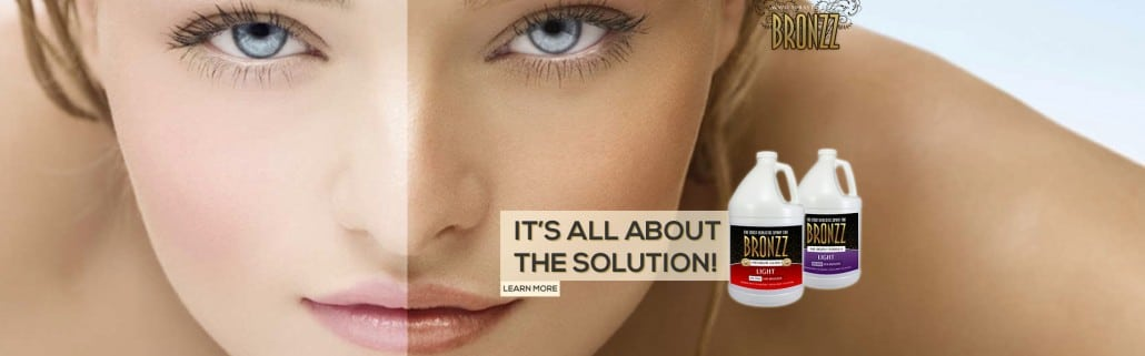 best professional spray tan solution